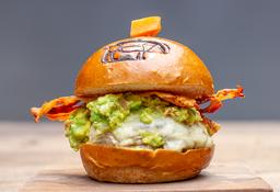California Burger + Papas Gratis