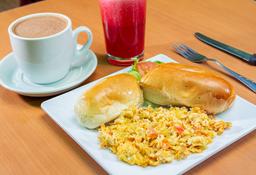 Desayuno Huevos al Gusto