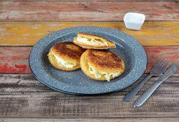 Promoción Chocla con Mozzarella
