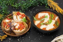 Combo perfecto: Pollo Crispi + Sopa Mexicana