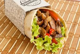 Shawarma de Pernil