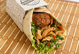 Shawarma Chaco.