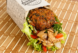Shawarma Chaco Triple.
