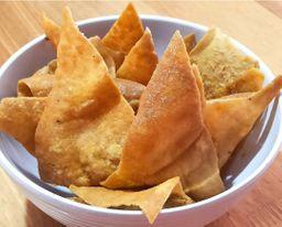 Pan Árabe Frito