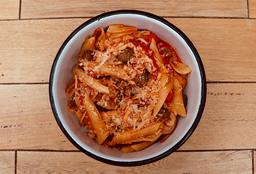 Pasta Damici´s chicken bowl