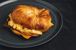 Egg & Bacon Croissant