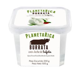 Burrata PlanetaRica Leche de  Bufala 2 bolas