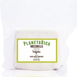 Queso Mozzarella Planeta Rica Bloque 500 g
