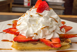 ¡PROMO! 3X2 Waffle Especial