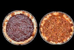 2 Pizzas dulces 20% off