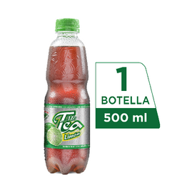 Mr Tea Limón 500 ml