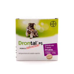 Drontal Ps Perros Medianos En Tableta