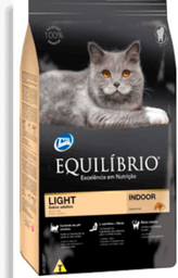 Equilibrio Gato Adulto Light X 1.5 Kg