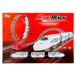 Pista De Tren Magic Track
