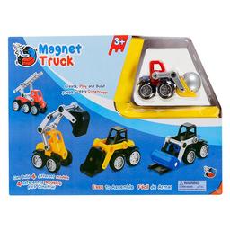 Carro Armable Kid´s N Play Magnético Escabadora