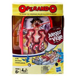 Juego Operando Hasbro