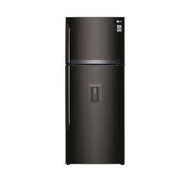 Nevera LG LT41SGDX 437 lts No frost Acabado Black Steel