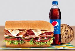 Combo Sándwich Subway Melt™ 15 cm