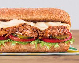 Sándwich Cerdo BBQ 15 cm
