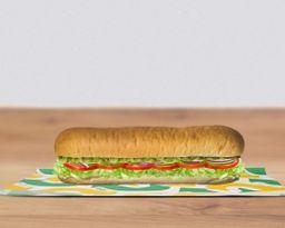 Sándwich Vegetariano con Guacamole 30 cm