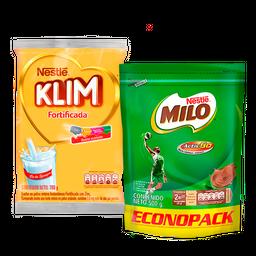 Rappicombo KLIM y MILO