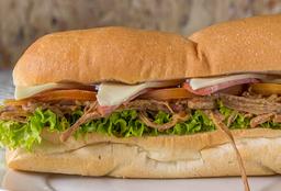Sandwich Criollo Mixto