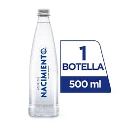 Agua Nacimiento 500 ml