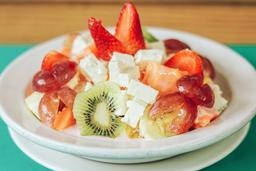 Ensalada de Frutas Dietética queso