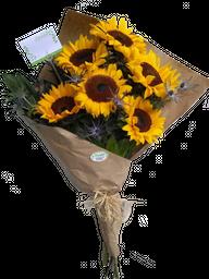 Bouquet En Girasoles