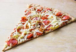 Pizza Familiar Extragrande Carnes 50 cm