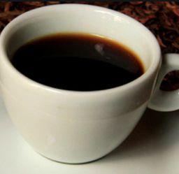 Café Negro Mediano.