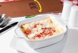 Cannelloni Di Ricotta Espinaci