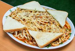 Espagueti Bolognesa