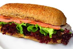 Sándwich Jamón Artesanal