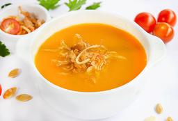 Sopa Zapallo