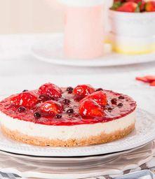 Torta / Cheesecake de Frutos Rojos
