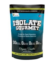 Proteína Isolate Gourmet Vainilla Orgánica 908 g