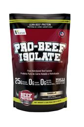 Proteína Pro Beef Isolate Carne de Res Sabor Vainilla 908 g