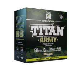 Proteína Titan Army Sabor Vainilla 12 Lb