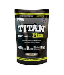 Proteína Titan Plus Sabor Vainilla 10 Lb