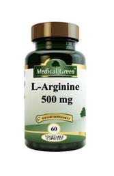 Suplemento Dietético L Arginine 60 Cápsulas