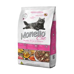 Monello Cat Salmon Atun Pollo 1 Kg