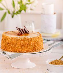 Postre / Torta Caramelo