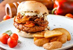 Camarón Burger