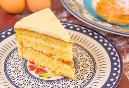 Torta de Limon y coco