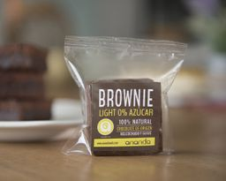 Brownie Chocolate 0% Azúcar