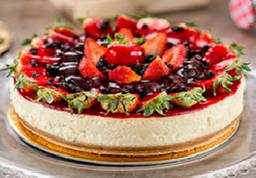 Cheesecake Especial de Frutos Rojos 12 Porciones