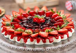 Cheesecake Tradicional 12 Porciones
