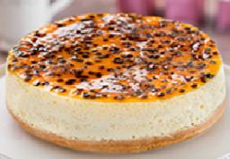 Cheesecake de Maracuyá 8 Porciones