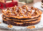 Torta de Chocolate  Walnut 15 Porciones